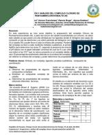 QM 344 Informe 4