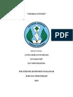 MAKALAH THORACOTOMY - Copy.docx