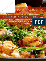 Menu Brasileiro - 30 Receitas Imperdíveis Da Culinária Brasileira (Luiz Ricardo Colucci)