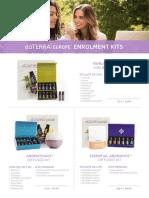 Kituri de Creare Cont (Enrolment Kits)