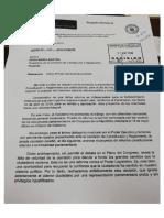Salvador del Solar y Vicente Zeballos no se presentarán ante la Comisión de Constitución