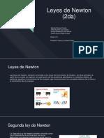 Leyes de Newton (2da)