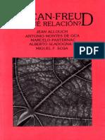 Lacan-Freud Qué relación.pdf