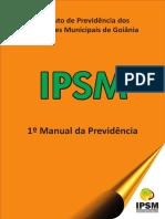 Cartilha Previdência Municipio de Goiânia