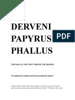 The Derveni Papyrus Phallus
