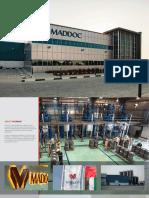 MADDOC Company Profile M 110 2.0