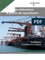 ComoDeterminarElPrecioDeExportacion