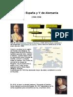 Carlos I de España y V de Alemania.docx