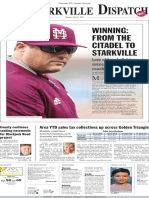 Starkville Dispatch eEdition 5-21-19