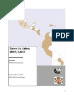 Bases de Datos Del MMP y LAMP