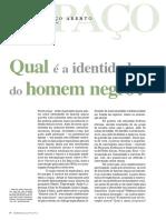 Osmundo Pinho - Qual a identidade do homem negro.pdf