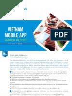Vietnam Mobile App Market Report 2018 En