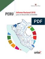 Informe-para El Desarrollo Sostenible CEPLAN