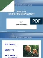 l7 Brand Positioning