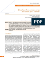 [Open Chemistry] Glass foam from window panes and bottle glass wastes.pdf