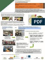 INTA CICPES InstitutodeEconomia Perini Manejo Sustentable Mosca Frutos Chajari EntreRíos Poster