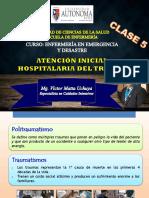 Clase 5 - Atencion Inicial Del Trauma