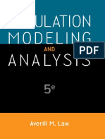 Simulation Modeling and Analisys