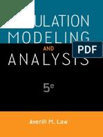 Simulation Modeling and Analisys