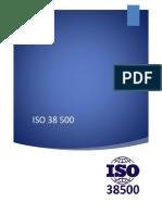 Informe ISO 38500 tigre