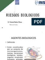 PELIGROS BIOLOGICOS