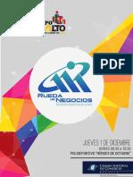 Rueda de Negocios Fexpo El Alto