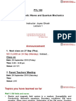 quantum physics lecture