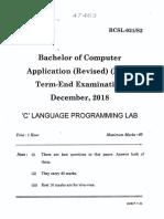 Qpaper - Ignou -2018 - C 3.PDF