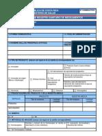 DRS Solicitud Registro Medicamentos 01082013