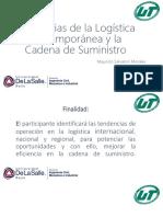 Tendencias de La Logística Contemporánea y La Cadena (1)