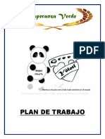 Circuito Esperanza Verde. Mercadotecnia