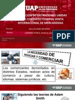 Convencion de Las Naciones Unidadas CHIRINOS