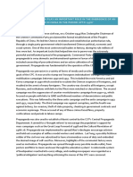 IB paper 2 Mao