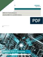 SIMATIC PCS 7 Overview