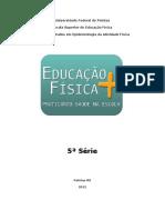 APOSTILA - Educação Física - 5º Ano Ens. Fundamental