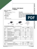 FDPF18N50T-D.PDF
