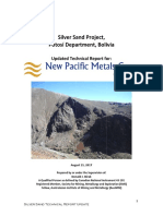 Silver Sand Technical