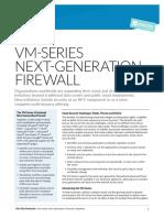 Vm Series Next Generation Firewall
