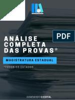 Dominando o Edital - Análise das Provas de Magistratura Estadual (todos Estados).pdf