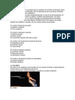 Los 13 signos del teatro Los signos que se emplean en el teatro.docx