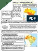 Brasil – Aspectos Socioeconômicos