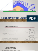 Barlovento - Sotavento