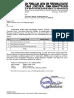 427.Surat Pemberitahuan Hasil DL-SIBIMA