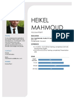Heikel Mahmoud Final
