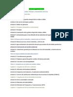 Resumen Ley y Reglamento de Gestion Integral de Residuos Sólidos