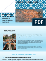 Manajemen Pemberian Pakan Ikan