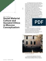 sovietic material- boris groys