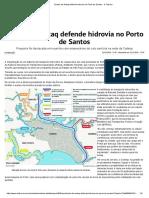 Diretor da Antaq defende hidrovia no Porto de Santos - A Tribuna.pdf