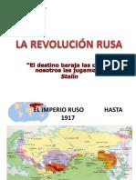 La Revolución Rusa // 2 Medio