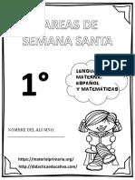 1°Tareas°Semana°Santa